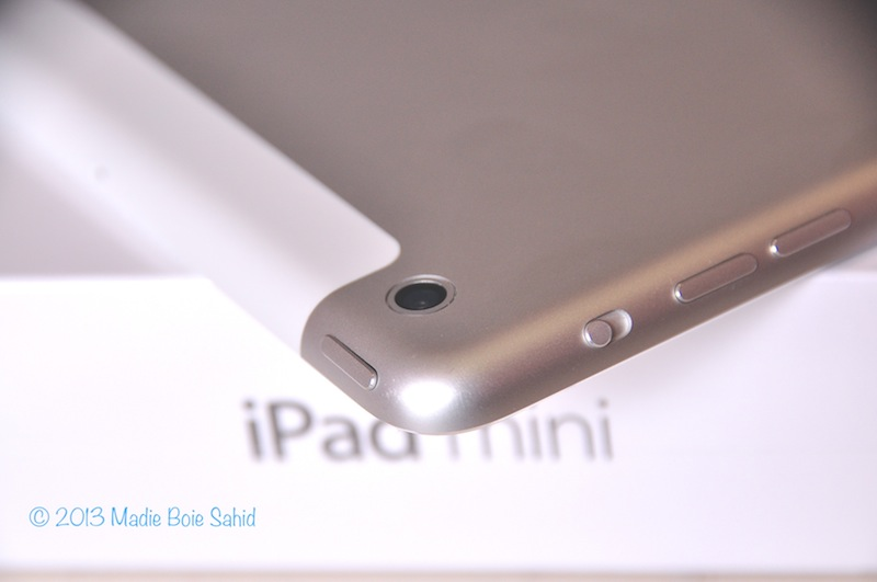 iPad Mini Camera