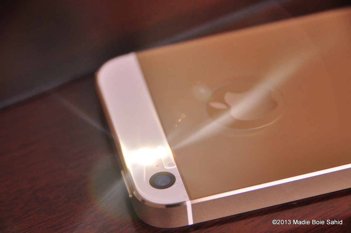 iPhone 5S True Tone LED Flash
